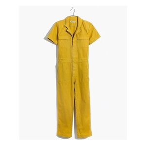 MADEWELL SHORT-SLEEVE COVERALL!